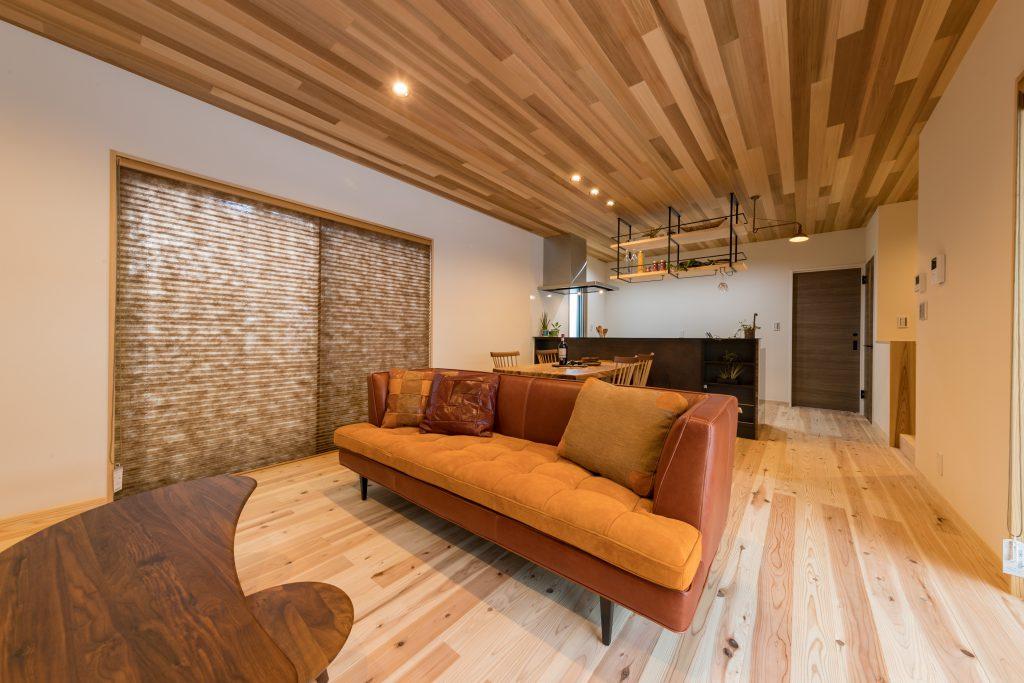 人と木の家